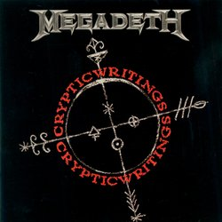 Обложка диска: Cryptic Writings